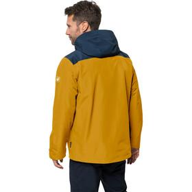 Jack Wolfskin Arland 3in1 Takki Miehet, golden yellow